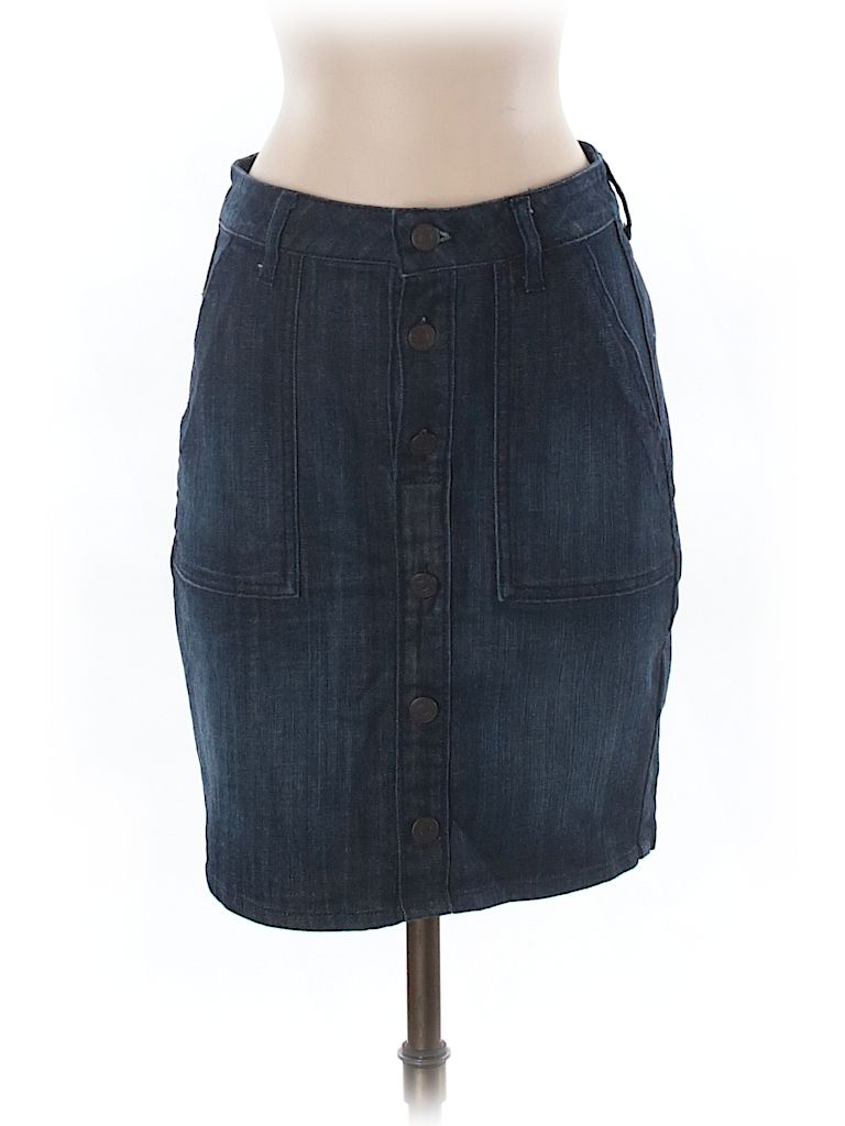 48efc4ca4a9c Check it out -- Banana Republic Factory Store Denim Skirt for  12.99 on  thredUP!