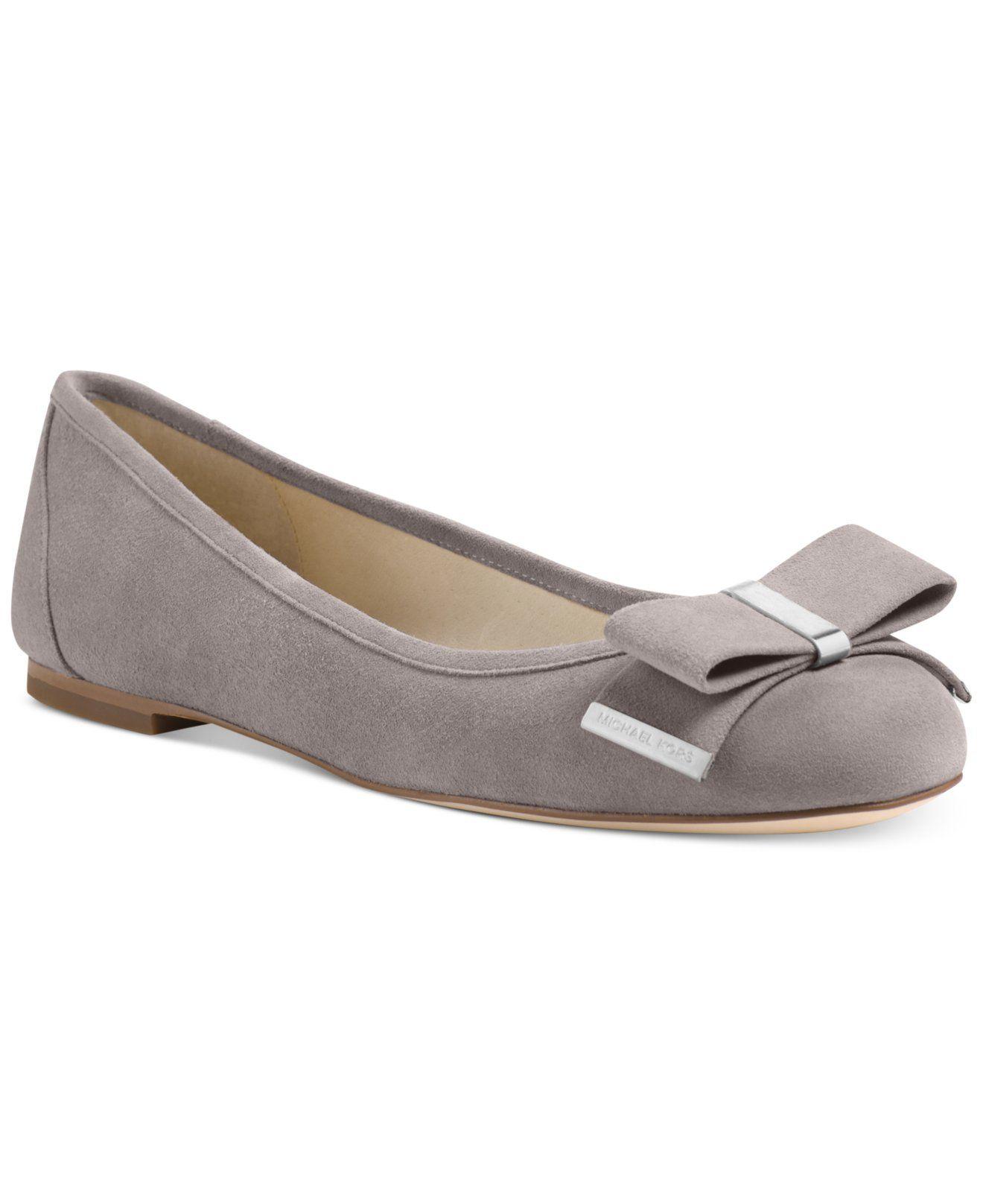 Michael Kors Kiera Ballet Flats - Shoes