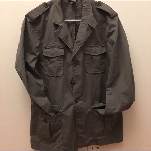 Men's jacket Dark forest green men's light jacket H&M Jackets & Coats Blazers