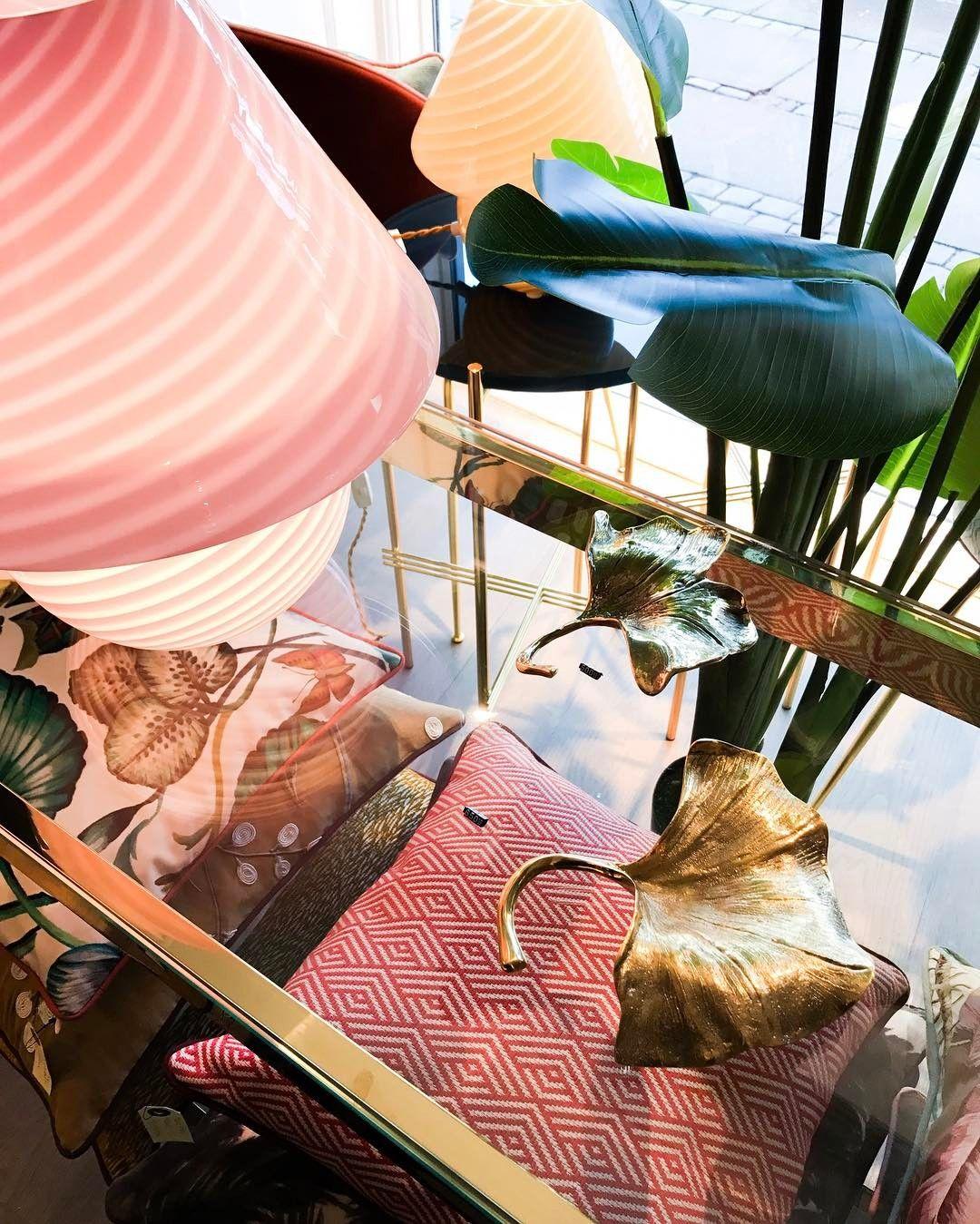 """545 Synes godt om, 5 kommentarer – FUNDA CHRISTOPHERSEN (@fundachristophersen) på Instagram: """"Interior shopping 🛒🌴👅🙌🏼 @privecopenhagen"""""""
