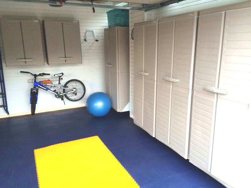 Creating A Home Gym In Your Garage Neednt Be Difficult Choice When It