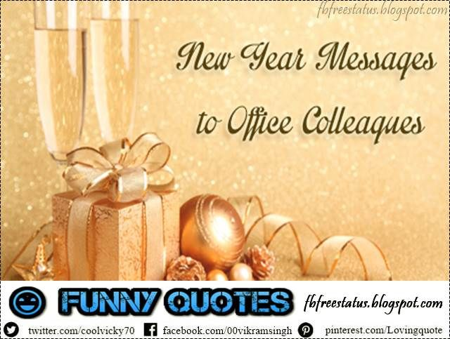 New Year Wishes Messages For Colleagues And New Year Wishes Images