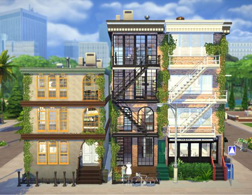 Sims 4 apartment google search sims 4 houses sims for Google house design