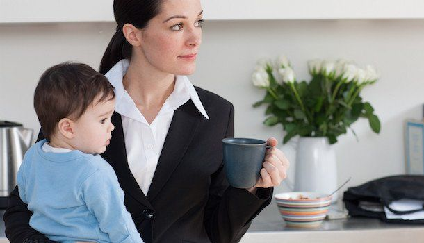 """Don't Call Me A """"Working Mommy"""" 