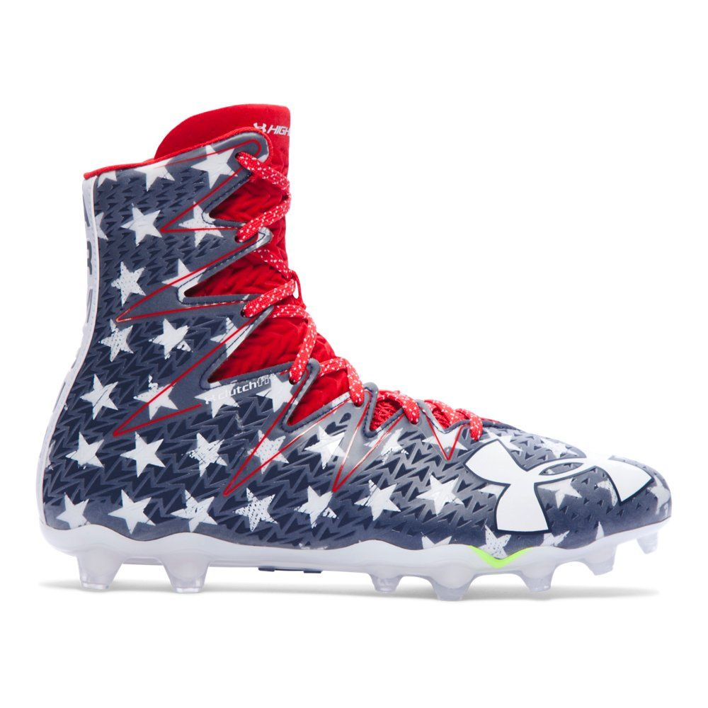 separation shoes d2891 157bd Under Armour Men s UA Highlight Football Cleats Limited Edition