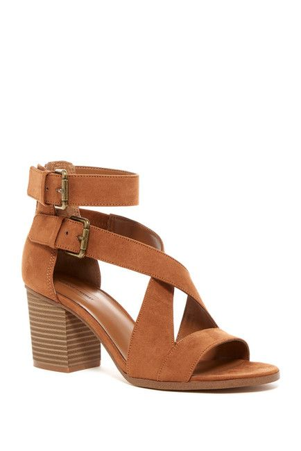 afbb8639e54 Image of Melrose and Market Risha Block Heel Sandal...I have these shoes  and love them !