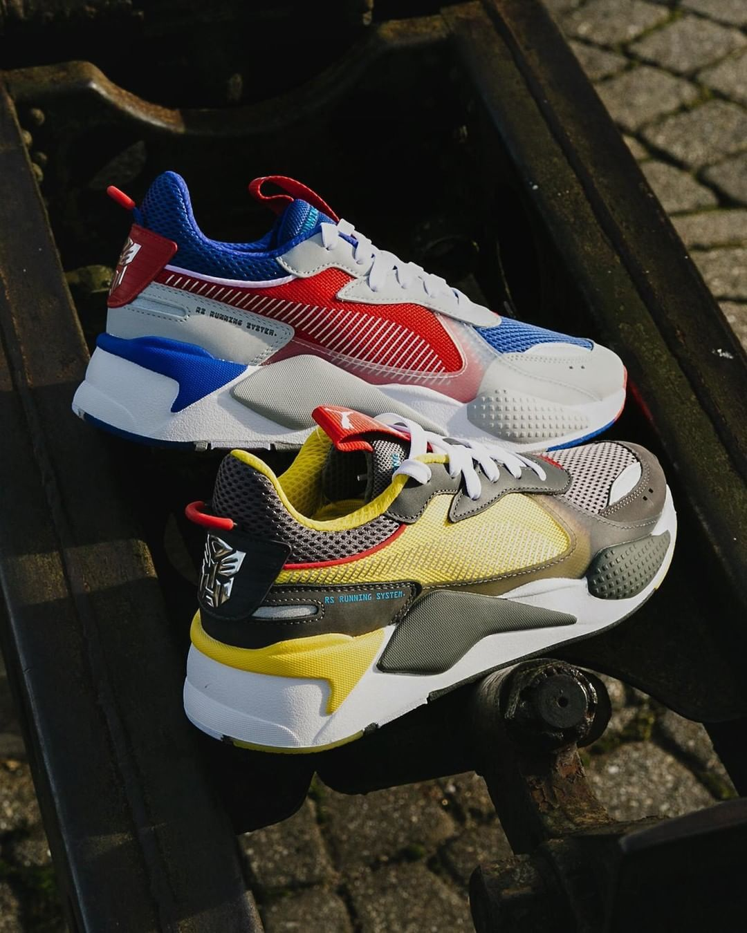a30cc2cca4a286 Puma RS-X Transformers | Cool Kicks in 2019 | Shoes sneakers, Shoe ...