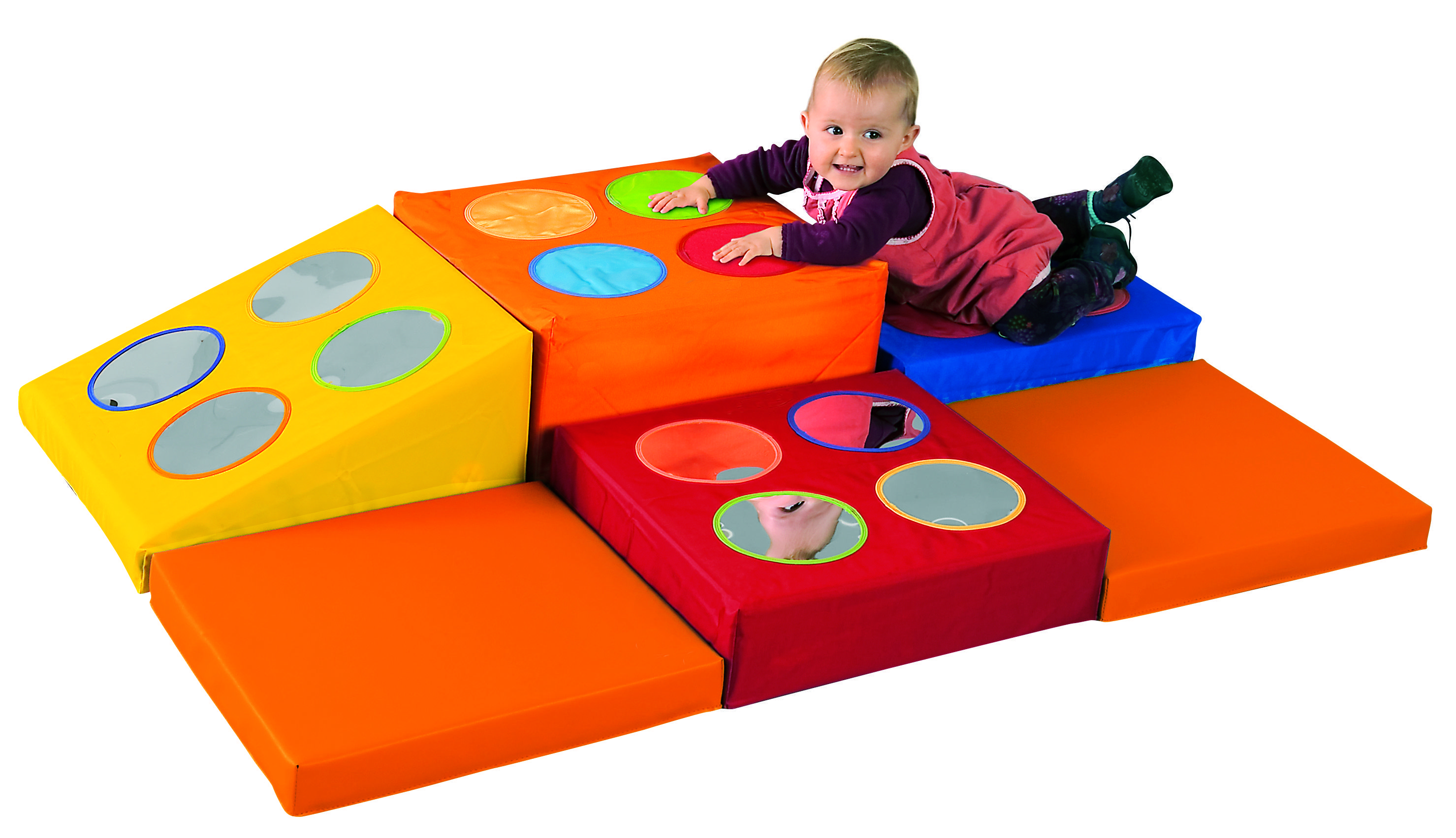 Multiple Level Tiny Tot Module Kit From Wesco Multi Textured For Sensory Stimulation These Mats Are Perfect For Your Little Ones Playroom Daycare