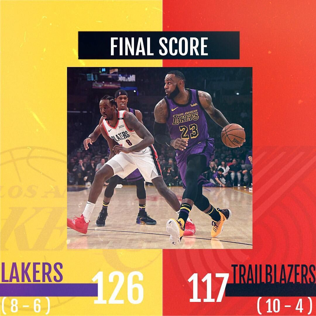 A Good Overall Win For The Squad Topped Off With Some History Being Made By Kingjames That S Makes 4 Wins In A Row What Did You Think Overalls Squad Lakers