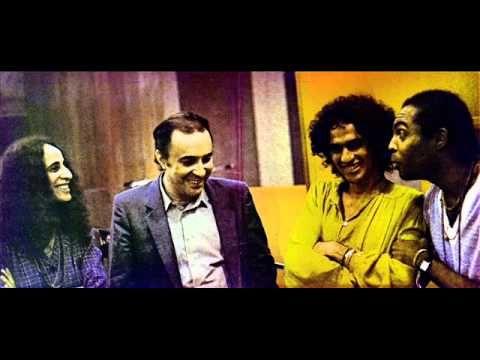 Aquarela Do Brasil Joao Gilberto Caetano Veloso E Gilberto Gil