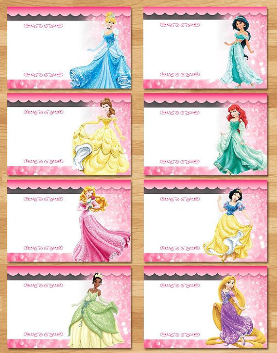 Printable Custom Disney Princess Food Tents - Editable PDF - Add your own text! This adorable set of Disney Princess Food Tents is the perfect way to ...  sc 1 st  Pinterest & Printable Custom Disney Princess Food Tents - Editable PDF - Add ...