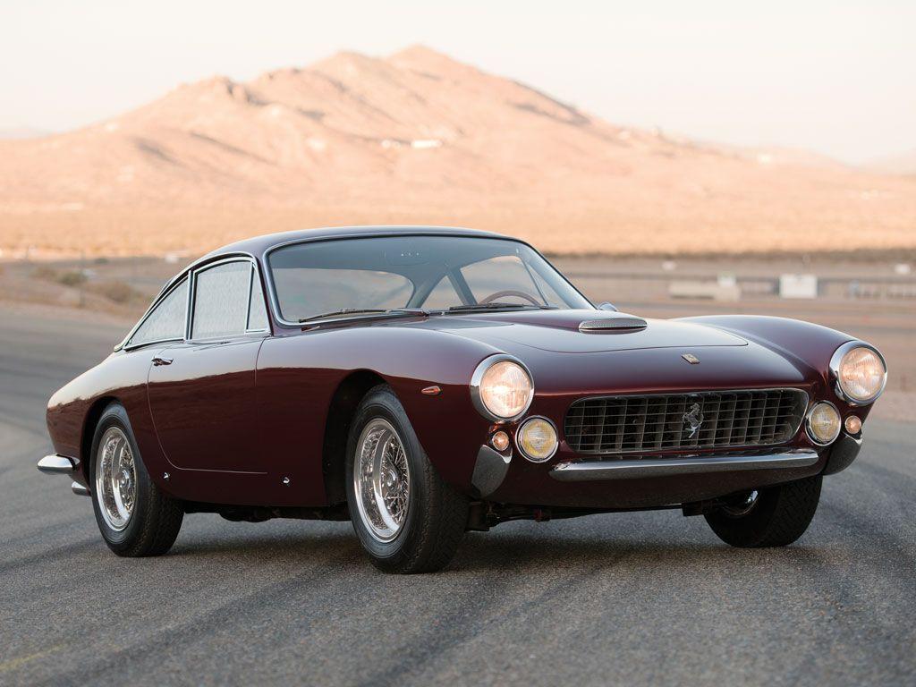 SOLD! $1.925MM + premium ~ 1963 Ferrari 250 GT/L 'Lusso' Berlinetta by Scaglietti   Monterey 2014   RM AUCTIONS