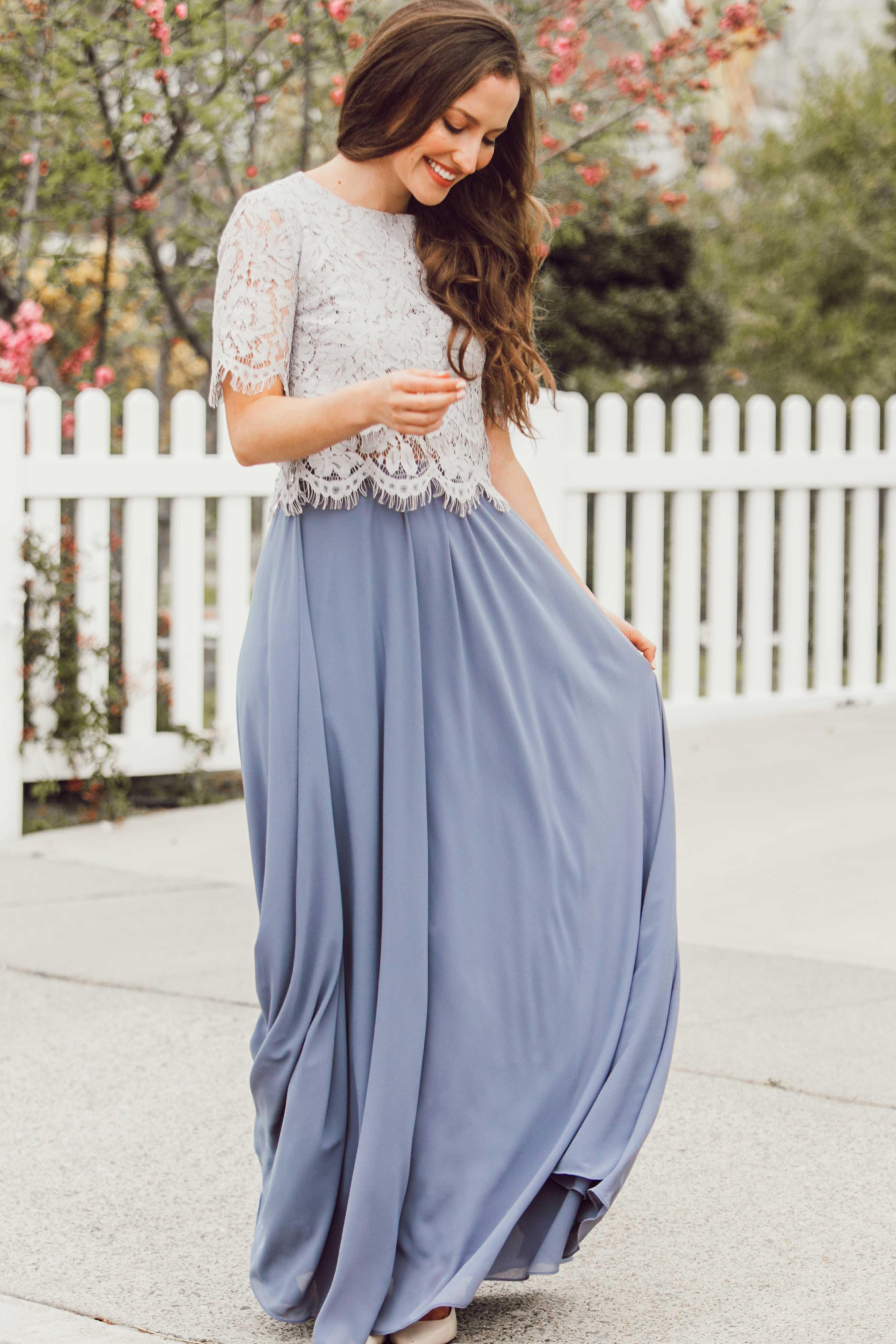 0c60f1b7b shop Skylar Belle top, lace top, bridesmaid top, bridesmaid separates,  Wedding Color