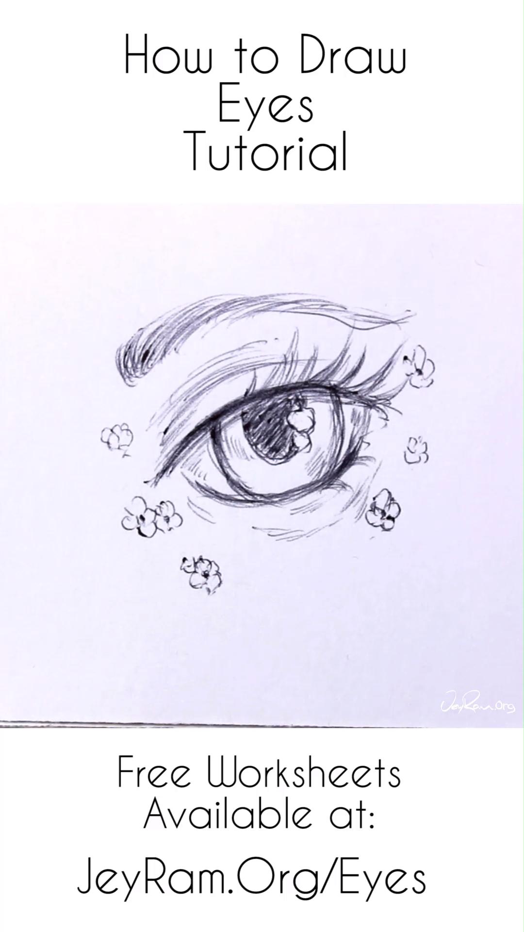 Como Dibujar Luceros Paso A Paso Para Principiantes Imprimibles Injustificado Pdf Eye Drawing Drawings Drawing Cartoon Faces