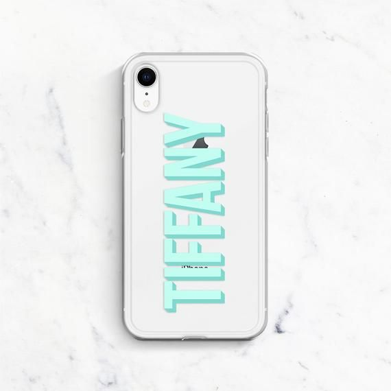 Personalized Iphone 10 Case Name Iphone Xr Case Custom Iphone 8 Plus