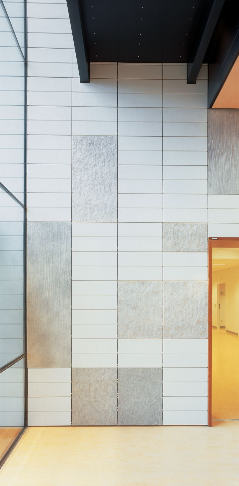 Chemotherapy Room Design: Modern Rooms With Colorful, Alluring Tile By Aileen Kwun