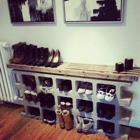 kreativ sko reol