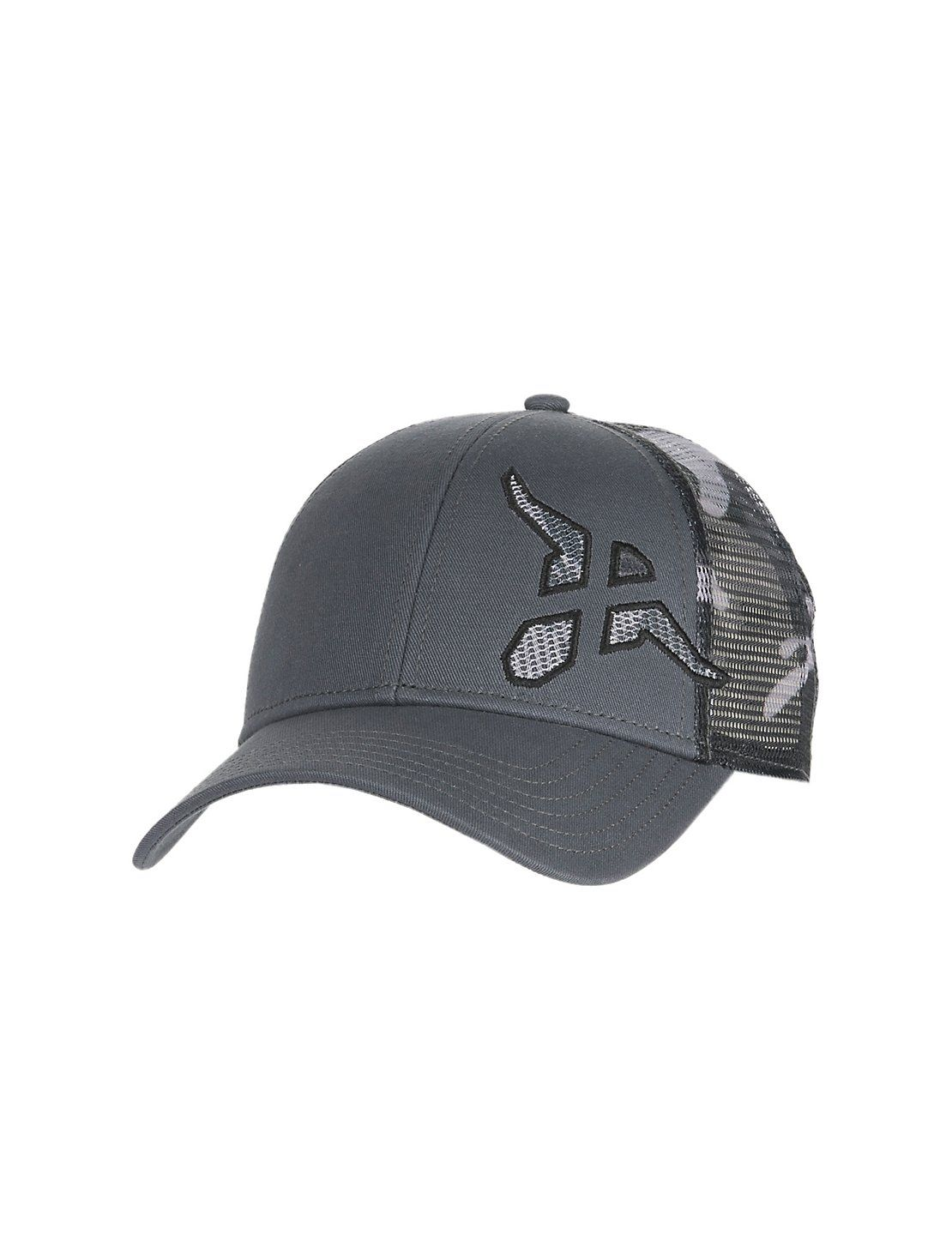 6abada0ad Wrangler 20X Blue and Green Bull Logo Snap Back Cap in 2019 | Cowboy ...