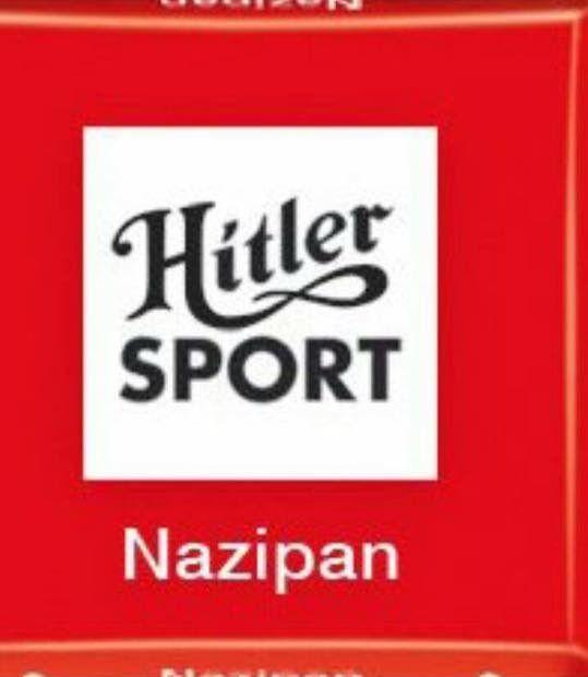 Nazipan Rittersport Flüchtlinge Lustig Lustig Und