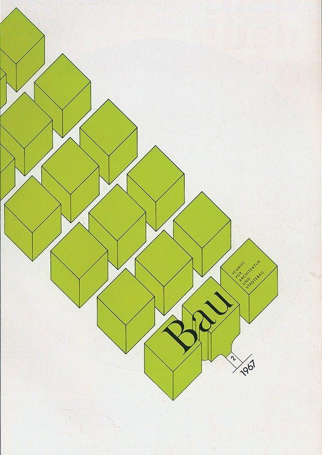 Pop Up X Photo Vintage Graphic Design Bau Architecture