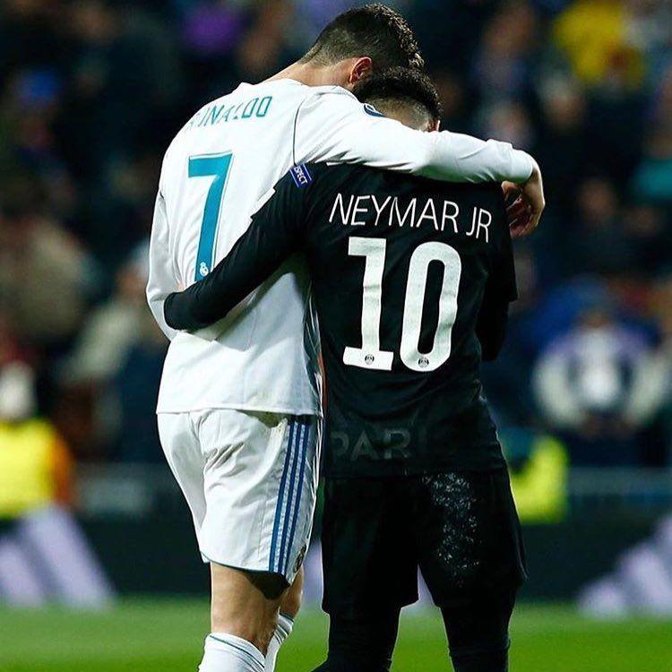Respect Cr7 Cristianoronaldo Cr7juve Realmadrid Portugal Soccer Football Neymar Messi Laliga Italy Transfter Marcelo R Neymar Cristiano Ronaldo Ronaldo