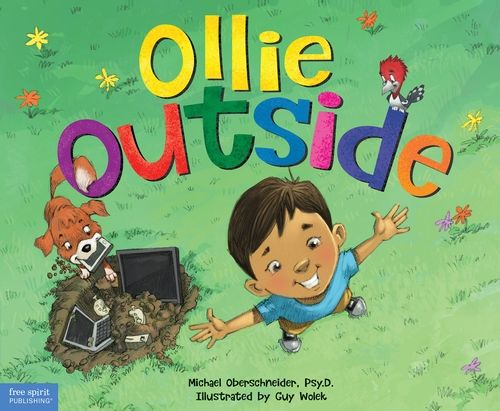 Ollie Outside: Screen-Free Fun – Ollie's family has too much screen time! So it's up to Ollie to show everyone how summer is about fun in the sun.