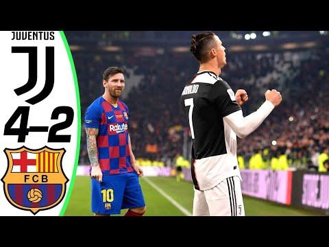 Barcelona Vs Juventus Aio Entertainment Juventus Barcelona Match