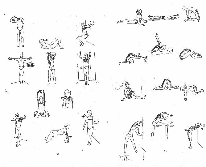 Esercizi stretching nuoto fitness tips exercises for Attrezzi per pulire piscina