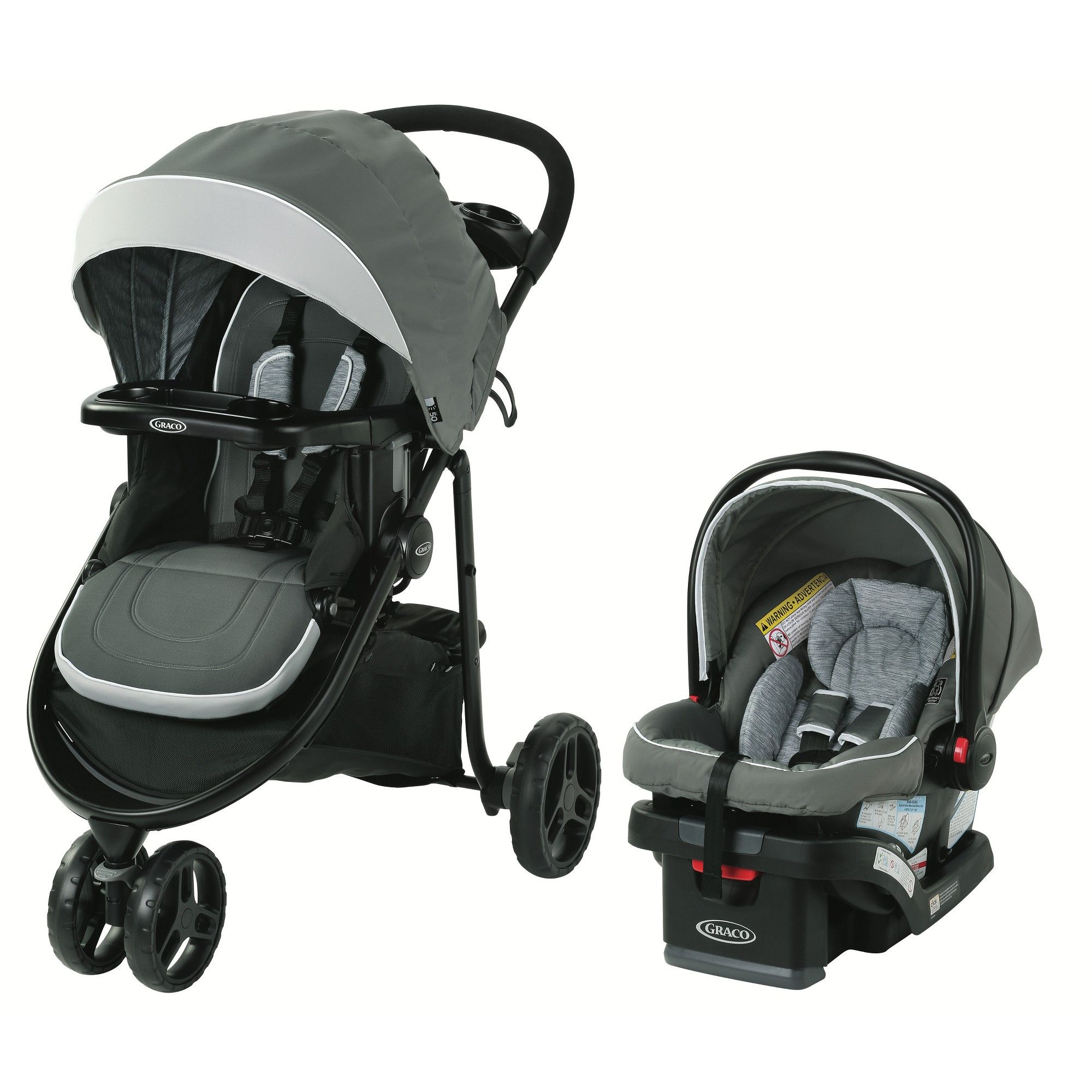 Graco Modes 3 Lite DLX Travel System Cooper Graco
