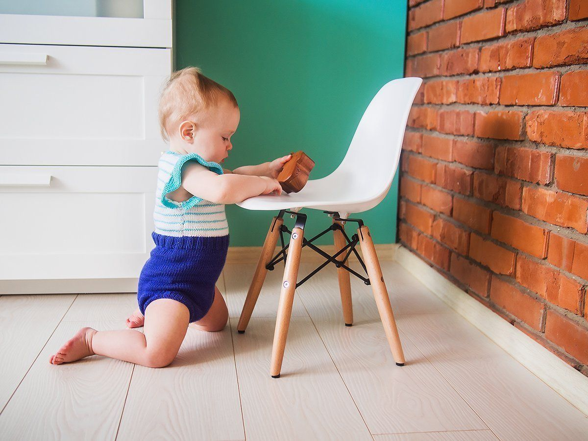2xhome white kids size eames side chair