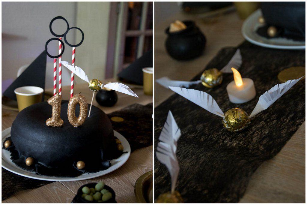 Harry Potter Party - Ideen für die Deko und eine schnelle ...