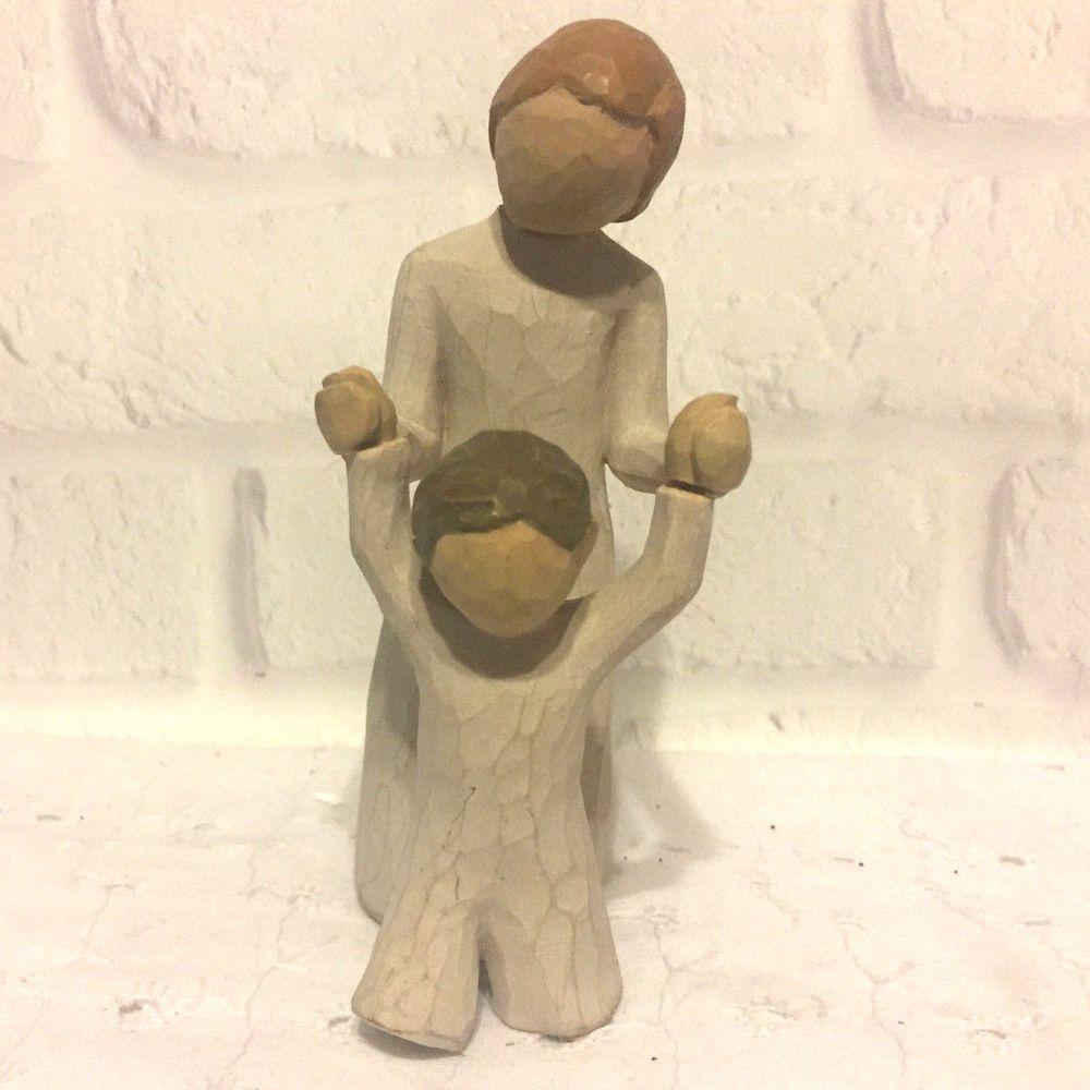 Willow Tree Guardian Angel 2000 Figurine Demdaco Susan Lordi ...