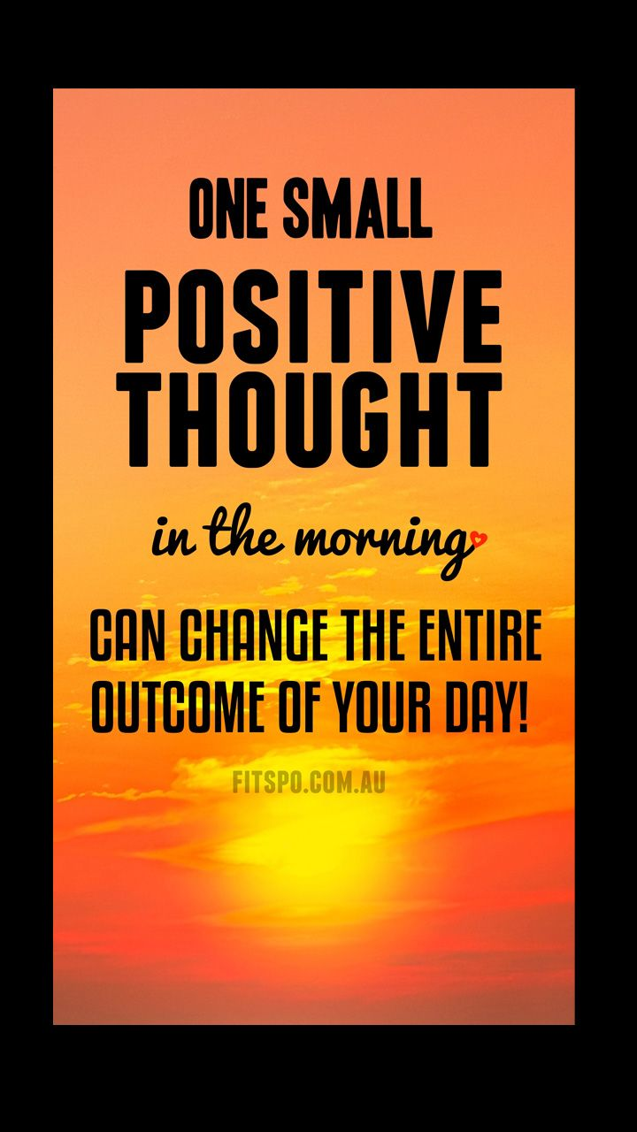 Positive Thought :]