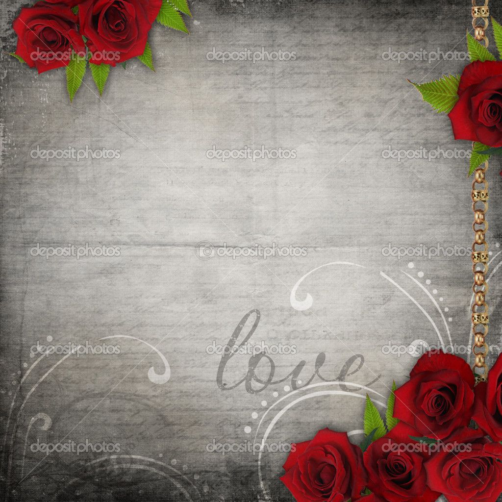 free wedding backgrounds /frames | Bronzed vintage frames on old grunge background (1 of set ...