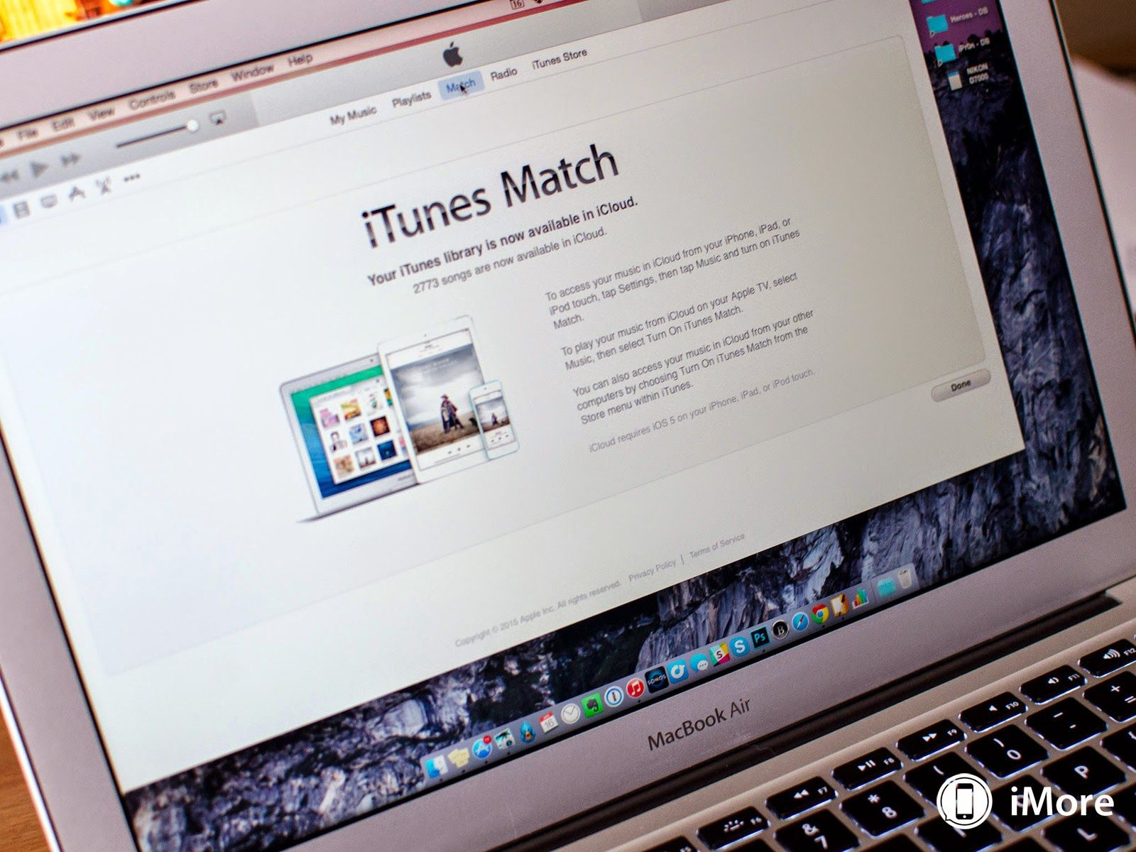 How to enable iTunes Match on your Mac or Windows PC with