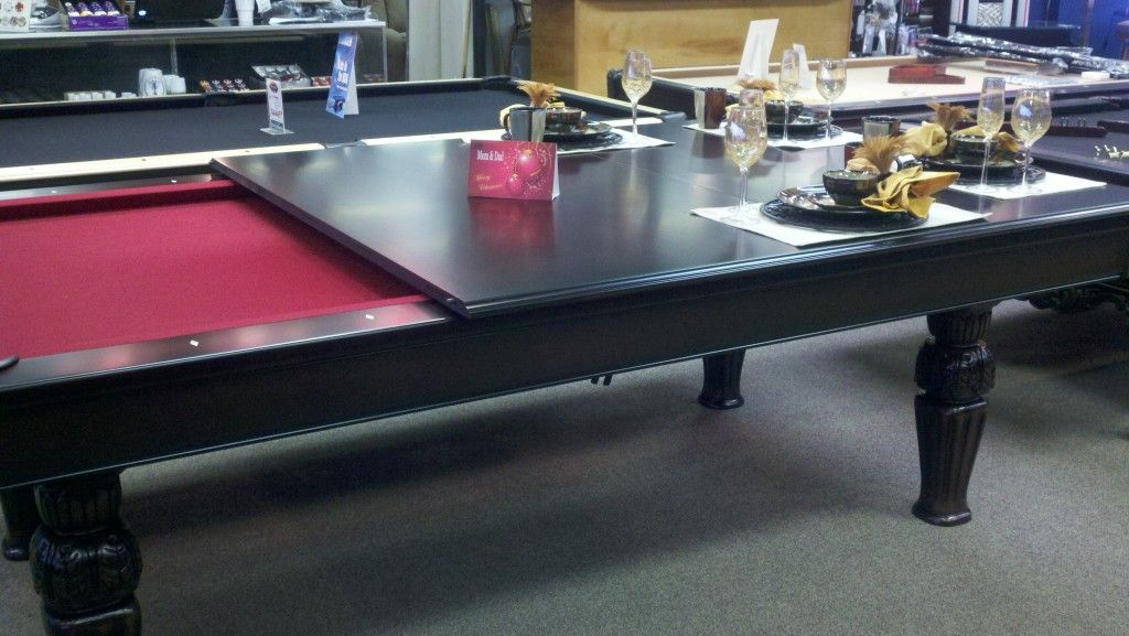 It Only Takes A Natural Look Through The Design Collection To Select The Items And Initiate Pool Table Conversion To