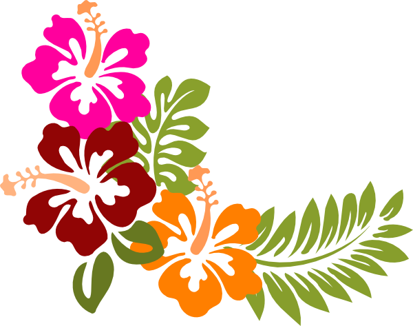 image result for hibiscus clipart appliqu flowers hawaiian rh pinterest co uk hibiscus clipart black and white hibiscus clipart download