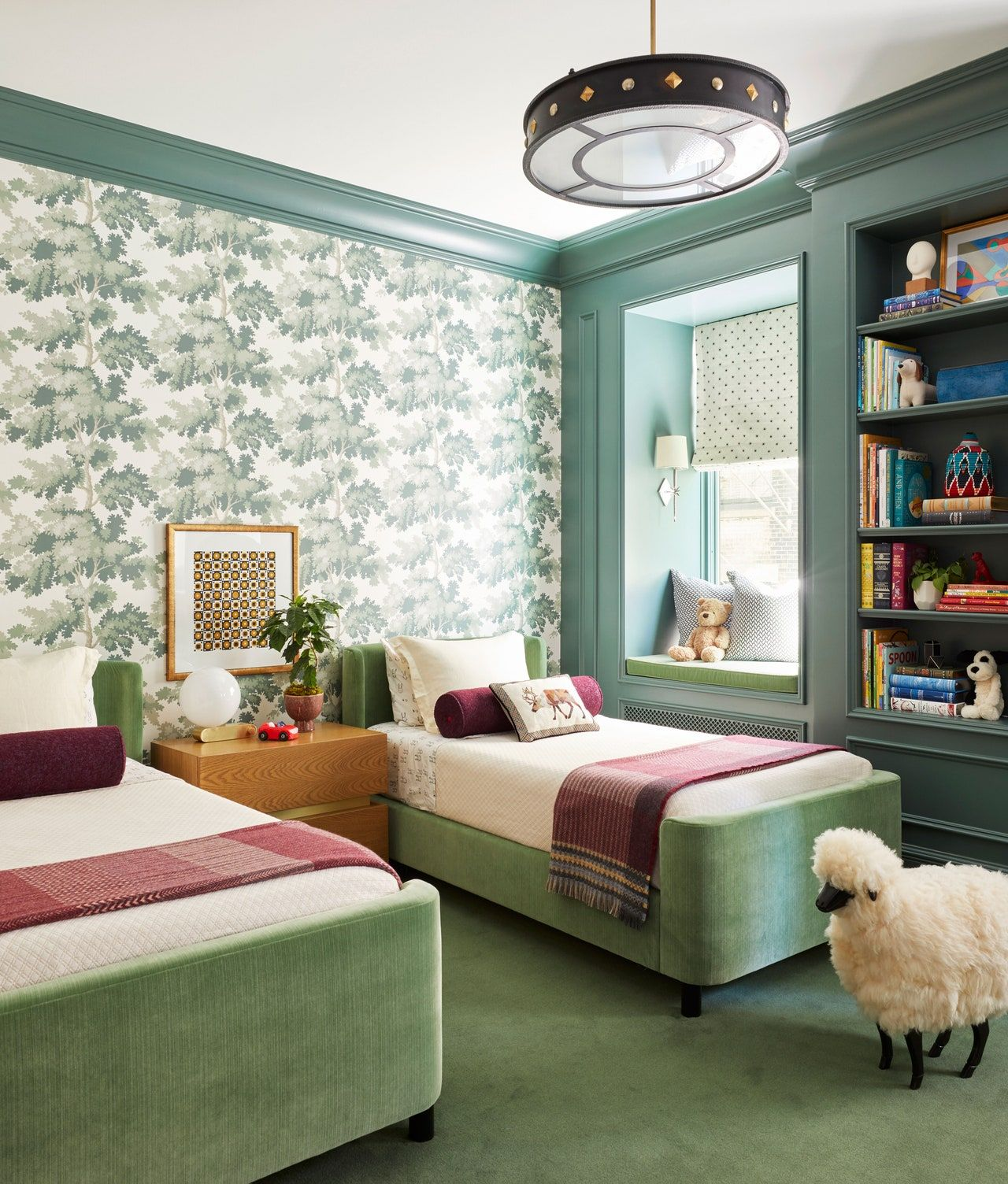 A Chicago Pied-à-Terre Filled With One-of-a-Kind Details