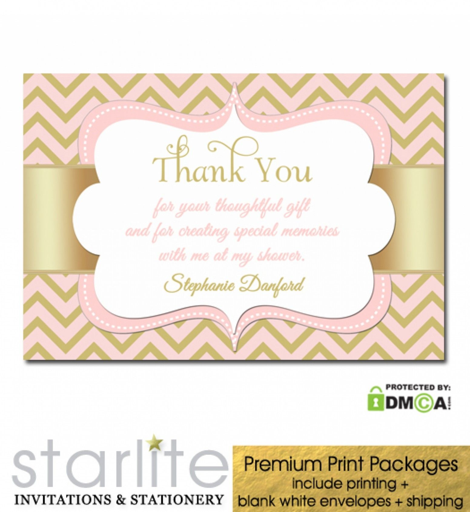 8 top shower thank you cards in 2021 baby shower thank