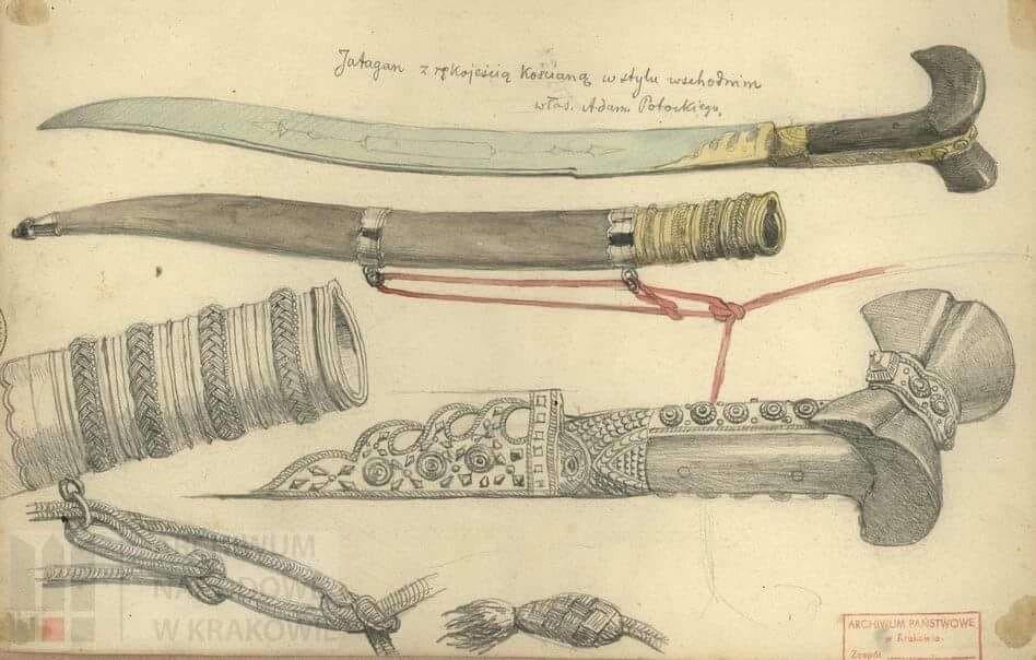 Pin Ot Polzovatelya Ivan Cvetanov Na Doske Early Ottoman Turkish Oruzhie Mech Dospehi