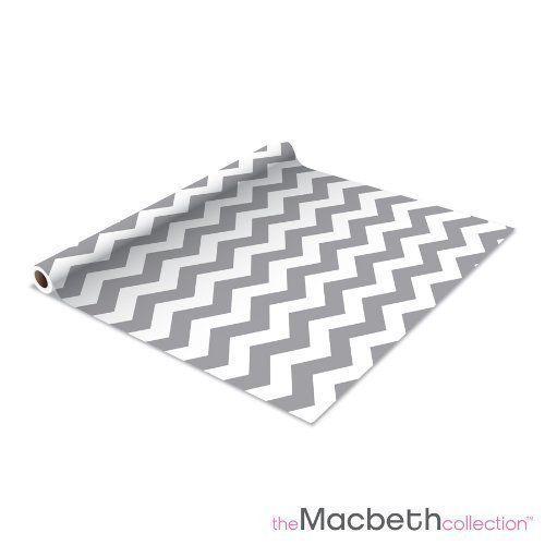 Self Adhesive Shelf Liner Drawer Liners 2 Pack Home Design Chevron