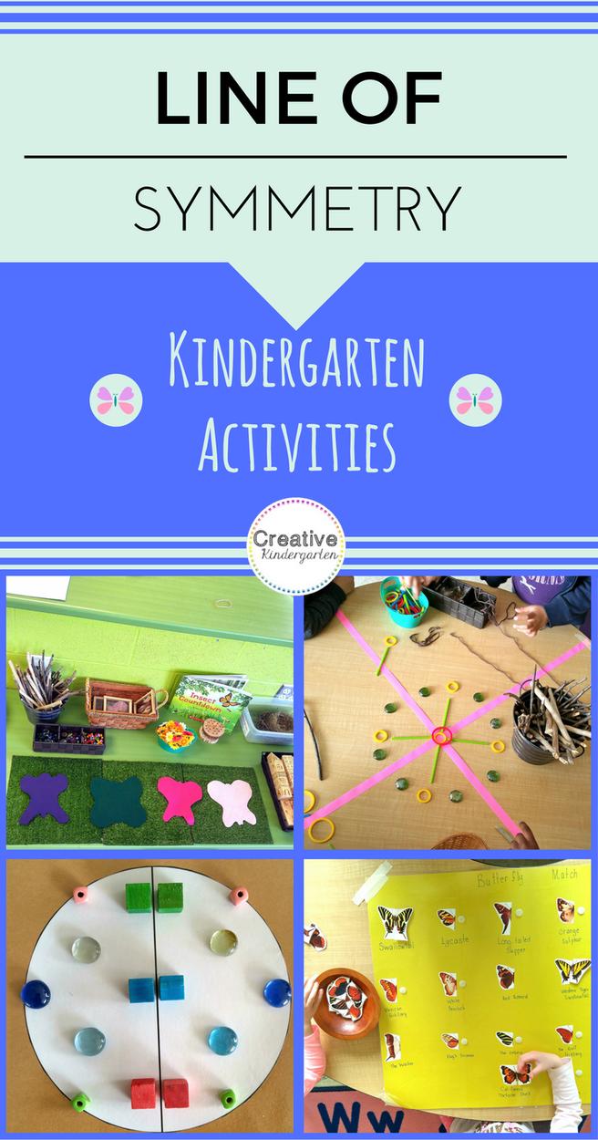 Kindergarten Line Of Symmetry Activities Creative Kindergarten Symmetry Activities Kindergarten Activities Kindergarten [ 1250 x 656 Pixel ]