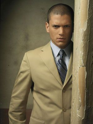Wentworth Miller...I am in LOVE with this man!!