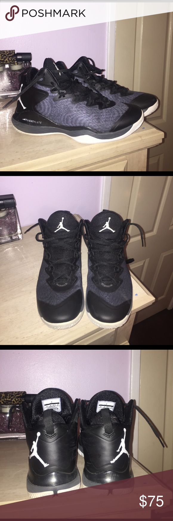 11ca17fc38c Air Jordan Flight Plate PERFECT CONDITION. Worn once or twice. Men s size  9. Jordan Shoes Sneakers
