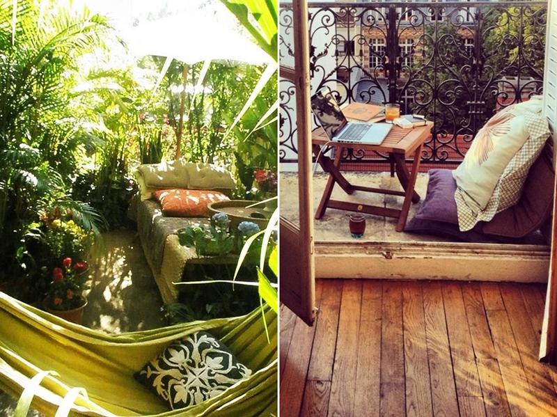 arredare un terrazzo piccolissimo   piccoli spazi: il balcone ... - Come Decorare Un Piccolo Patio