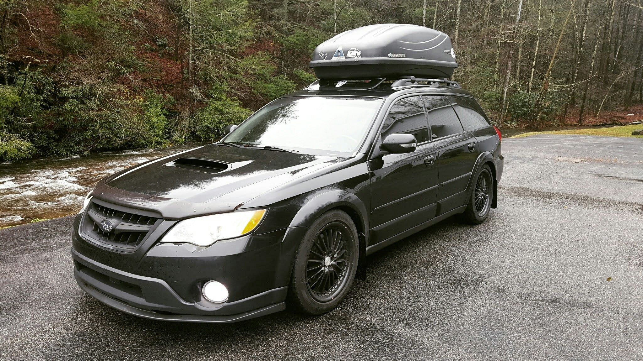 Outback xt on the blue ridge parkway  | Subaru outback mods