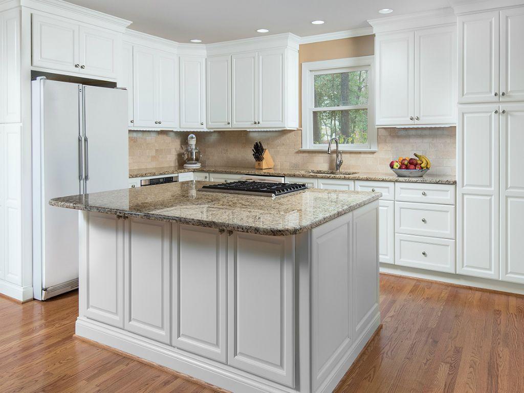 Hallmark Frost Fabuwood Kitchen Cabinets [Top Notch ...