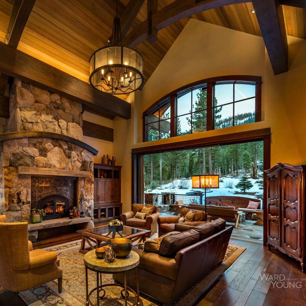 Lake Tahoe Luxury Homes: Home Plate Lodge