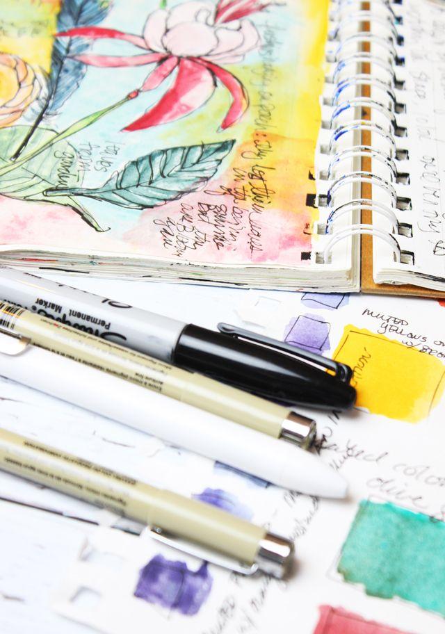 alisaburke: taking creative notes