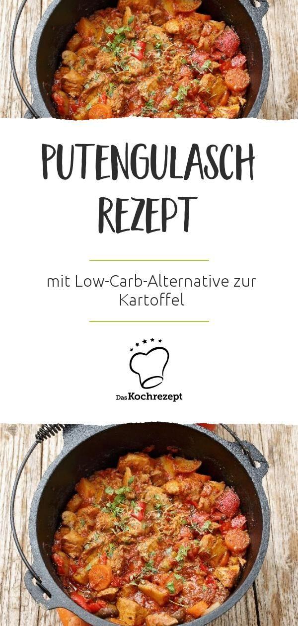 Putengulasch-Rezept